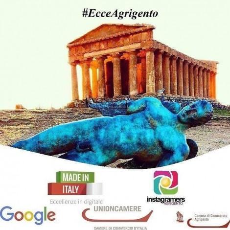 #EcceAgrigento, un challenge, mille foto e un instatour per le eccellenze di una provincia
