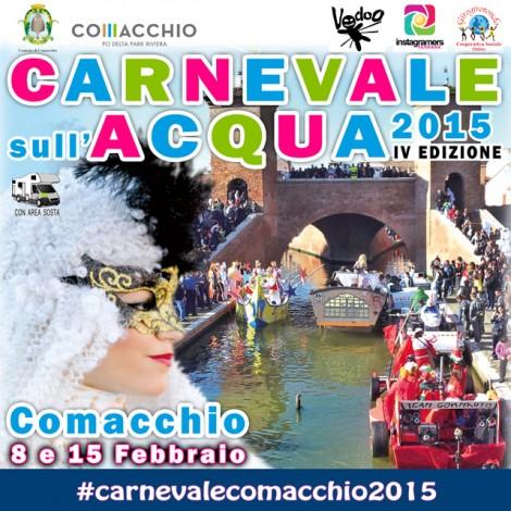 Carnevale a Comacchio: tradizioni in maschera tra vie e canali
