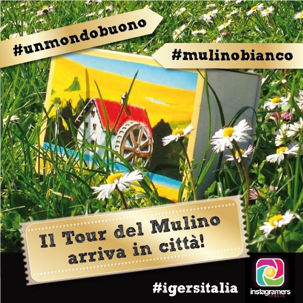 Tour Mulino Bianco #unmondobuono