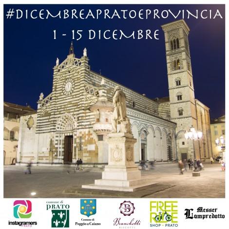 Gli instagramers di Prato si preparano al Natale (con tutta la community)