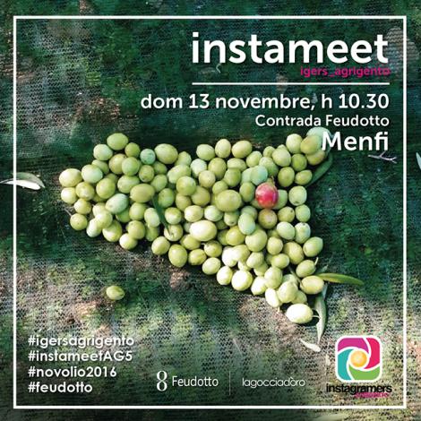 A Menfi instameet alla scoperta dell'olio extravergine d'oliva