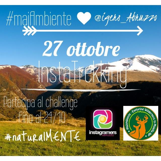 InstaTrekking con @igers_Abruzzo: un itinerario per scoprire la Majella