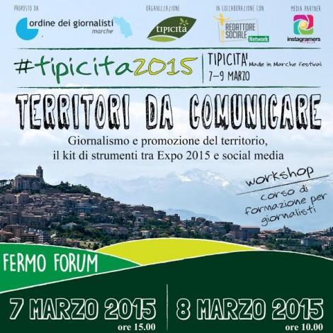Instagramers Italia al corso di formazione per giornalisti a Fermo con Territori da Comunicare