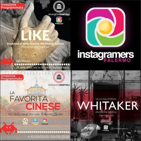 Gli Instagramers invadono Palermo