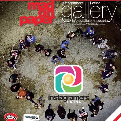 2016: partenza sprint con Instagramers Latina Gallery