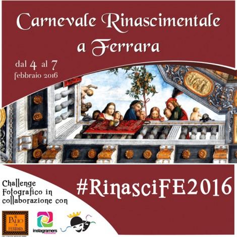 Instagramers rinascimentali a Ferrara