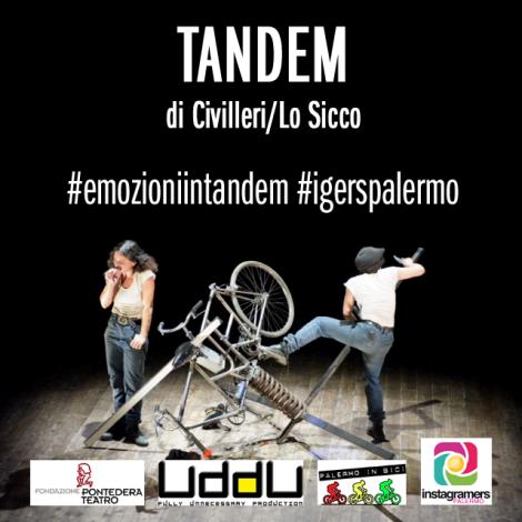 """A Palermo, emozioni in """"Tandem""""!"""