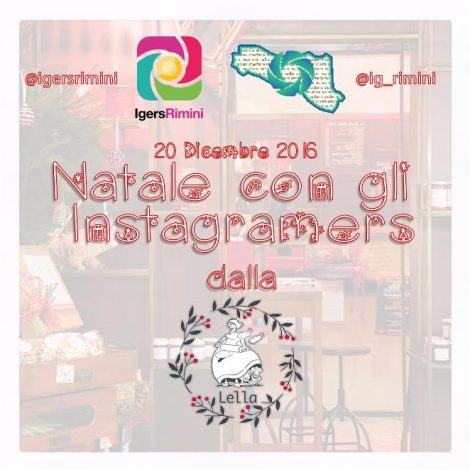 Natale con Instagramers Rimini