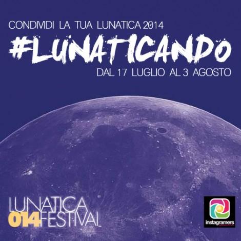 Lunaticando, il challenge di Lunatica 2014