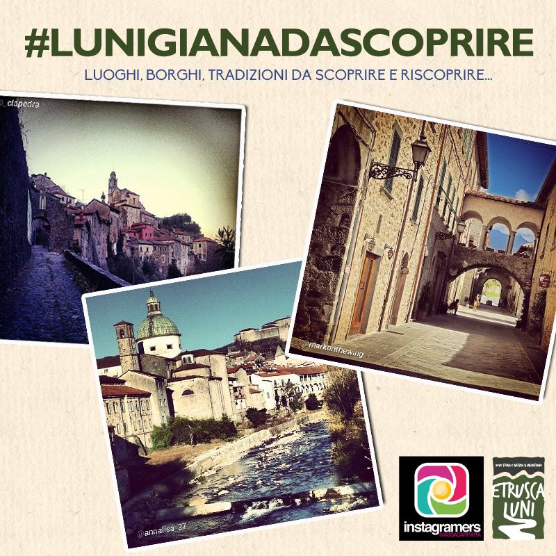 Un challenge fotografico per scoprire la Lunigiana