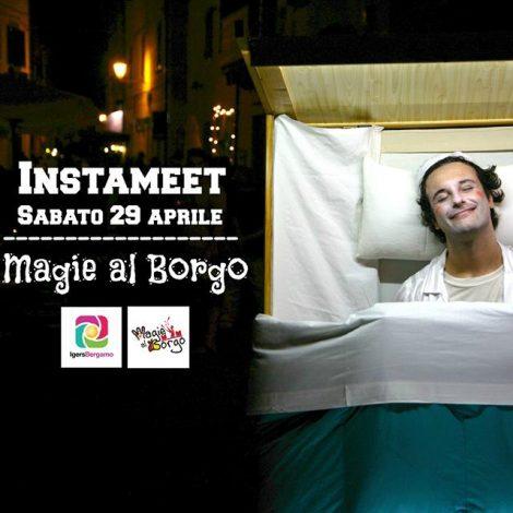 Con Igers Bergamo ospiti di Magie al Borgo