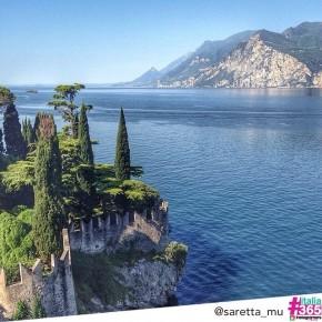 foto scelta per #italia365 – Malcesine (Lago di Garda) – @saretta_mu