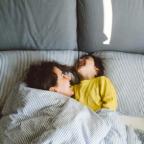 La maternità raccontata su Instagram