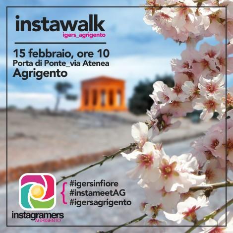 Primo instameet ad Agrigento:  Igers in fiore, tra mito, folklore e primavera in anticipo