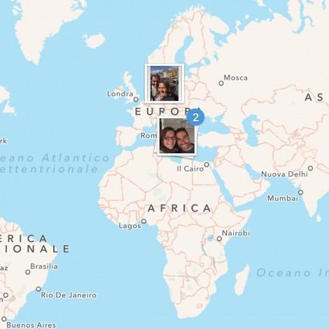 Instagram eliminerà la mappa fotografica