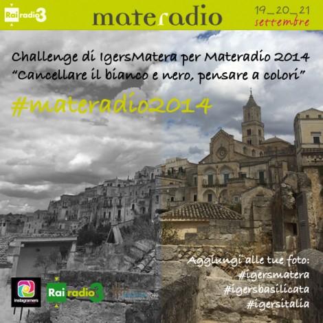 Materadio: la festa di Radio3 con IgersMatera
