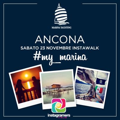 My_Marina arriva ad Ancona!
