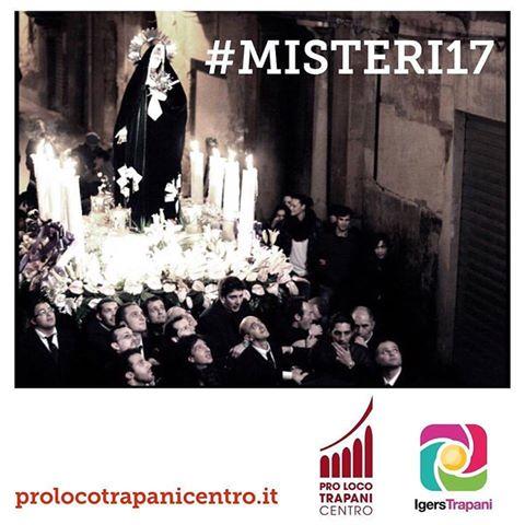 #MISTERI17 – Il challenge di IgersTrapani per la Pasqua