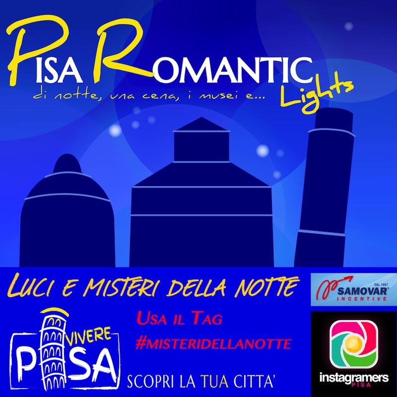 Misteri e Luci della Notte con Instagramers Pisa