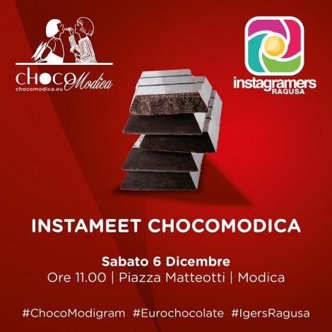 Chocomodica: un instameet nella patria del cioccolato siciliano