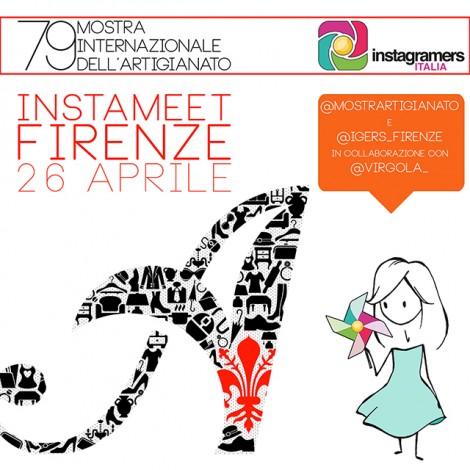 Firenze: instameet alla 79a Mostra Internazionale dell'Artigianato
