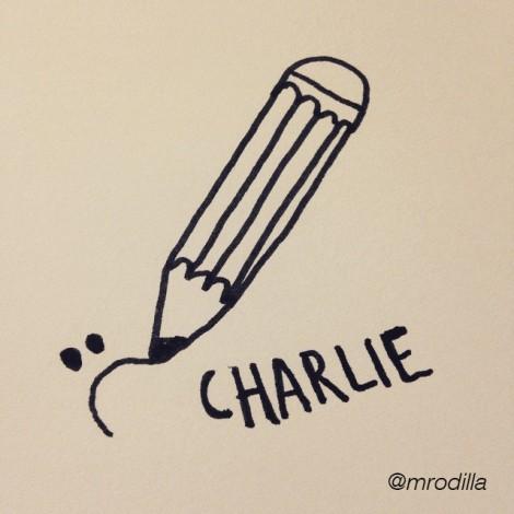 #JeSuisCharlie: la reazione su Instagram