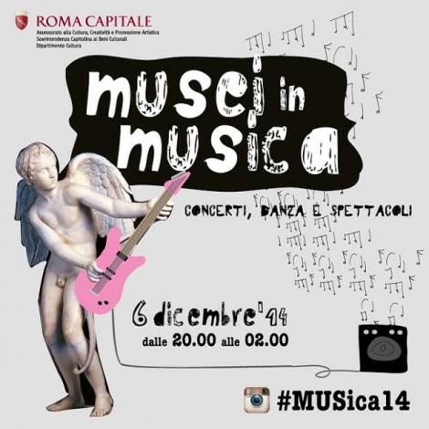 Roma: il weekend lungo dei musei con gli Instagramers