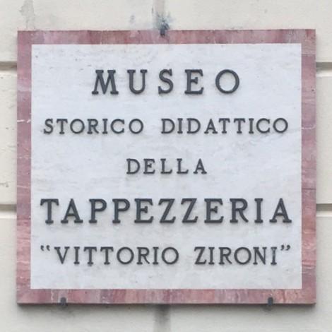 Museo della Tappezzeria e Villa Spada: tesori nascosti per il wwim11 di IgersBologna