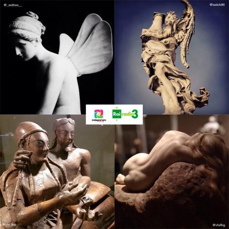 #Museonazionale: la terza selezione di opere d'arte italiane in mostra su Instagram