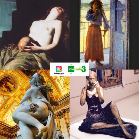 #MuseoNazionale: un collage che parla di donne