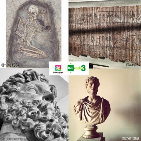 #MuseoNazionale: visita al Museo Archeologico di Parma
