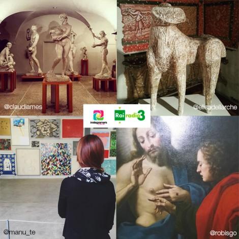 MuseoNazionale: un fil rouge nella selezione di questa settimana