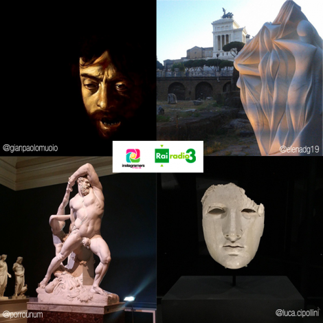 #MuseoNazionale: marmo, pittura e avorio