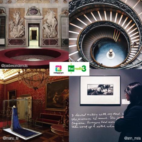 MuseoNazionale: la selezione in blu e in rosso per ricordare Parigi