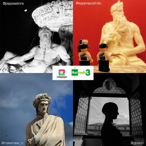 #MuseoNazionale: la seconda selezione di opere d'arte italiane in mostra su Instagram