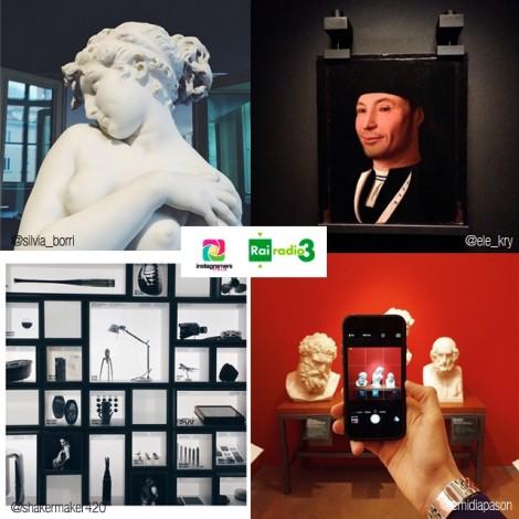 #MuseoNazionale: la nuova selezione di opere da Instagram