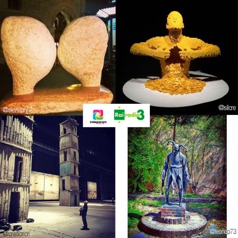 La scultura contemporanea protagonista di #MuseoNazionale