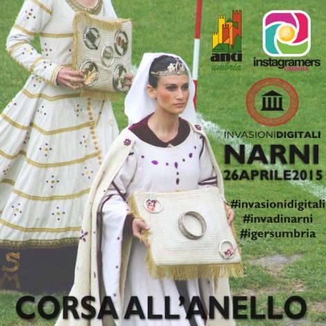 Invasioni digitali 2015 Umbria