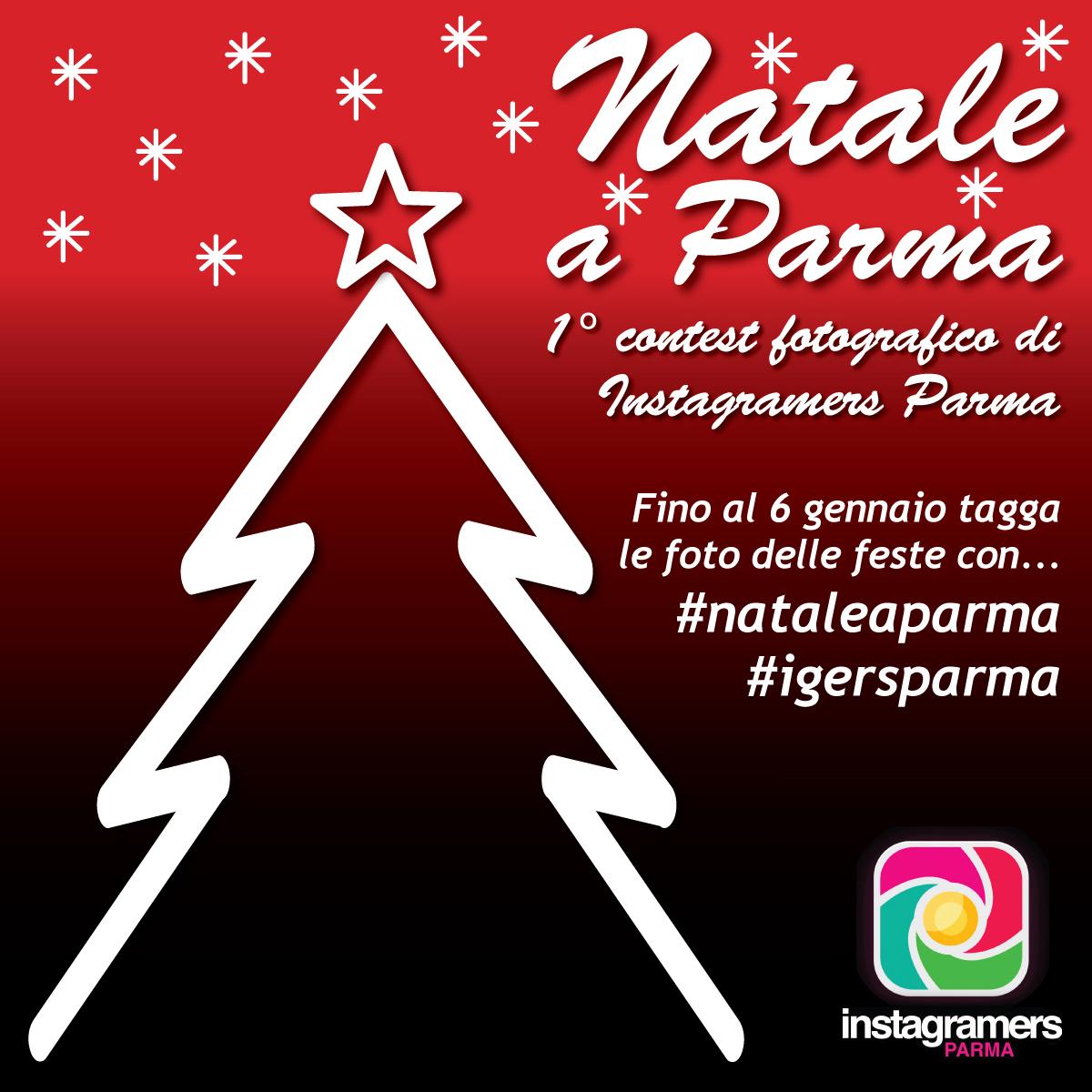 #nataleaparma: il primo instagram contest di @igersparma