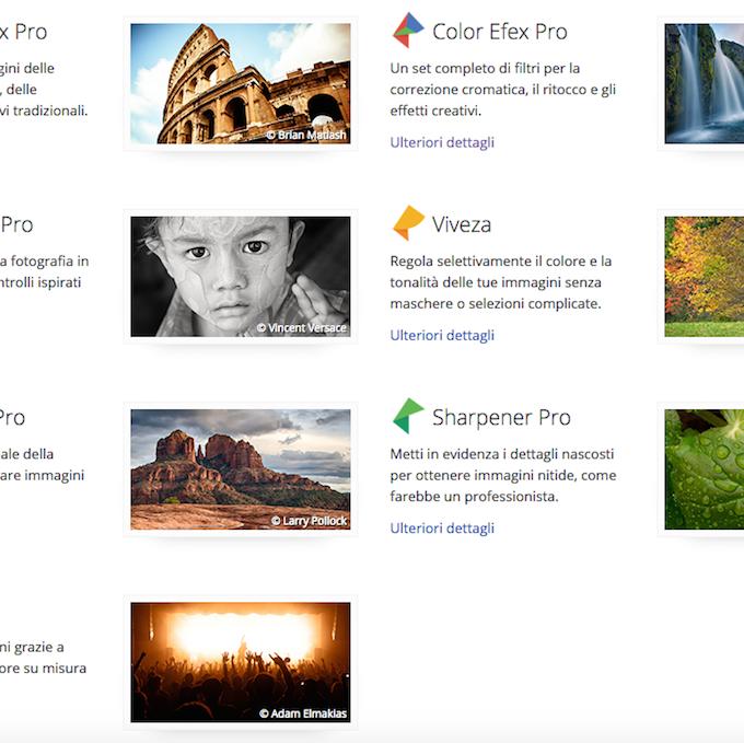 Editing e post produzione semplici e low-cost: Google regala Nik Collection 7 programmi di fotografia