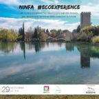 Igerslatina si tinge di verde: alla scoperta del Giardino di Ninfa