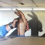 ombre cinesi, dal profilo @rogueonegraffiti