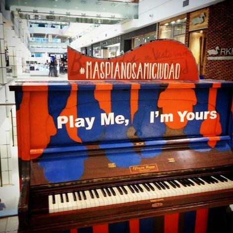 "#StreetPianos: un evento globale a suon di musica ""urbana"""