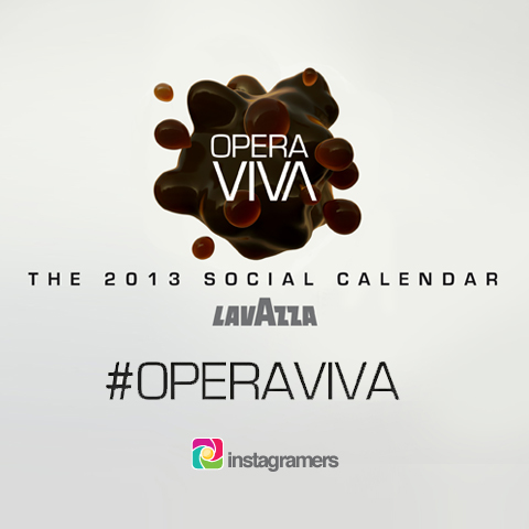 Opera Viva by Lavazza Espress Yourself & Instagramers