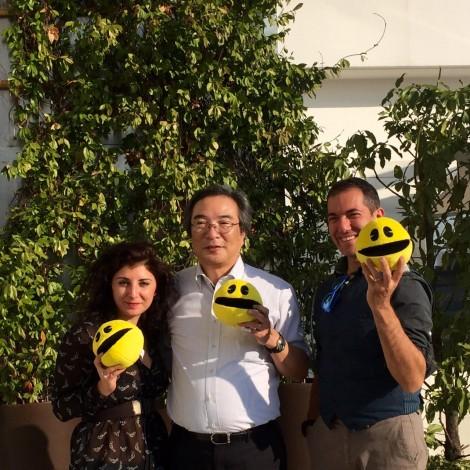 Videogiochi e fotografia: ne parliamo con il papà di PacMan