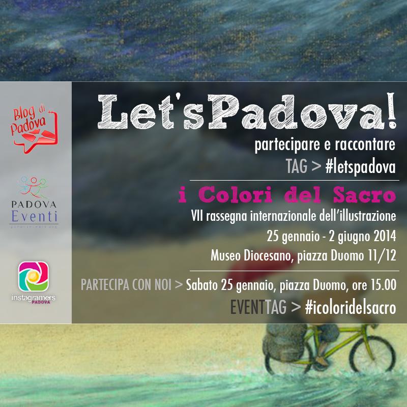 I colori del sacro con Instagramers Padova
