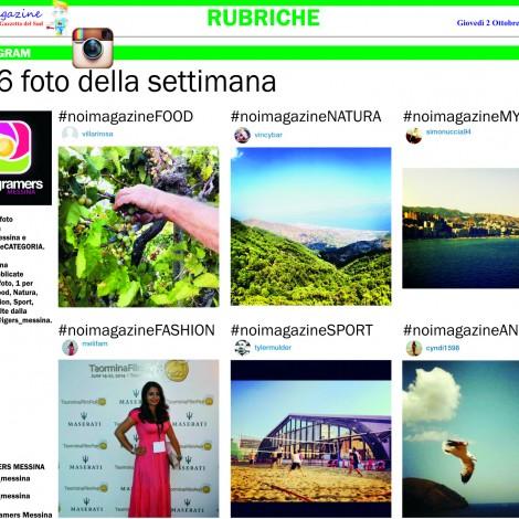 Instagramers Messina va a scuola con Noi Magazine