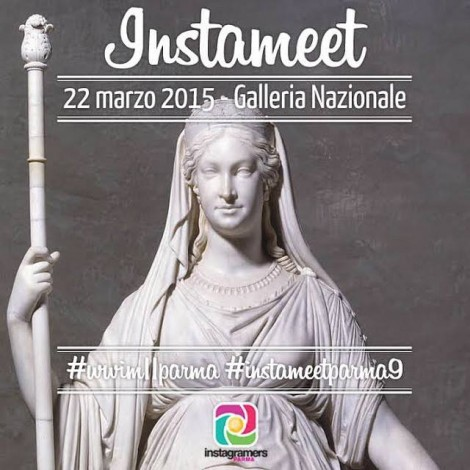 WWIM11 a Parma in Galleria Nazionale con la Duchessa del Canova