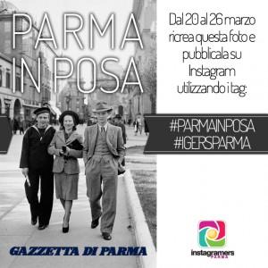 Parma In Posa
