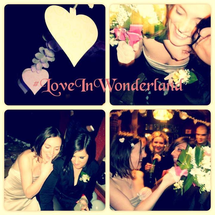 Instagram Love Tea Party in Wonderland